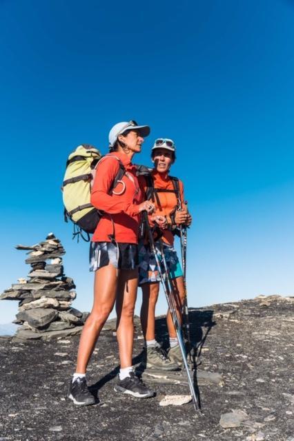 Vidéo de l'entrainement au Buet avant le de partir au Kilimandjaro